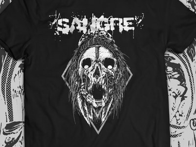 Witch Skull Tour Shirt main photo
