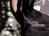 Velcrocranes T-shirt black (male & female) photo