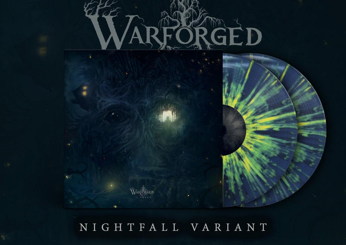 I: Voice   Warforged