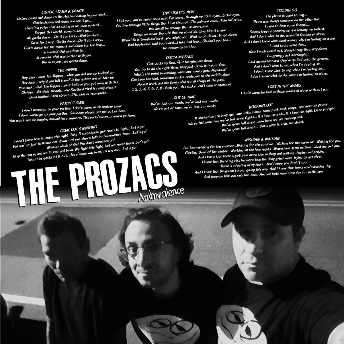 Ambivalence | The Prozacs
