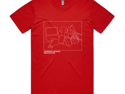 Red Singles Club T-shirt main photo