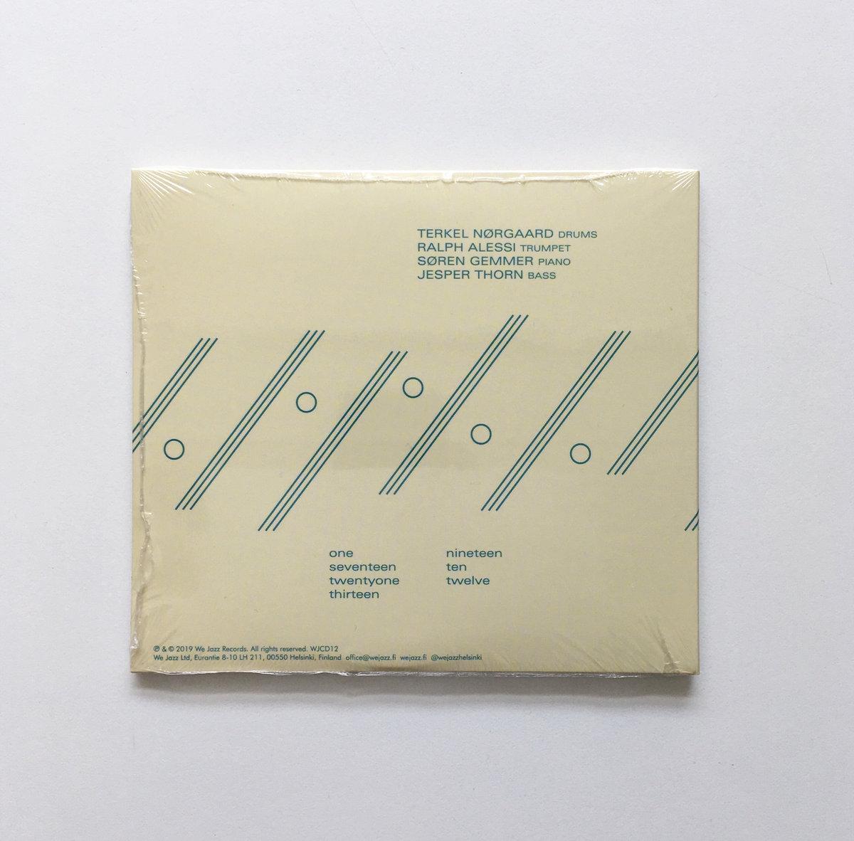 seventeen   We Jazz Records