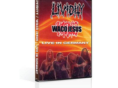 Lividity / Waco Jesus Split DVD main photo