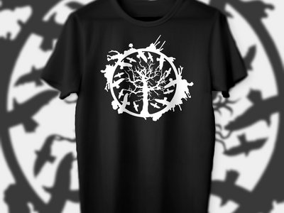 TSHIRT 'Emblem tree' BLACK [limited edition] main photo