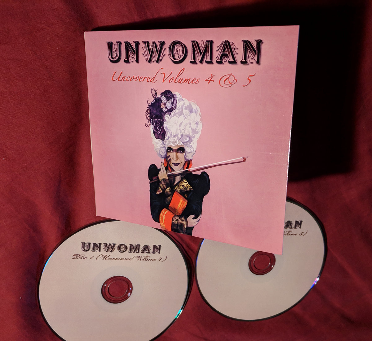Dream On   Unwoman