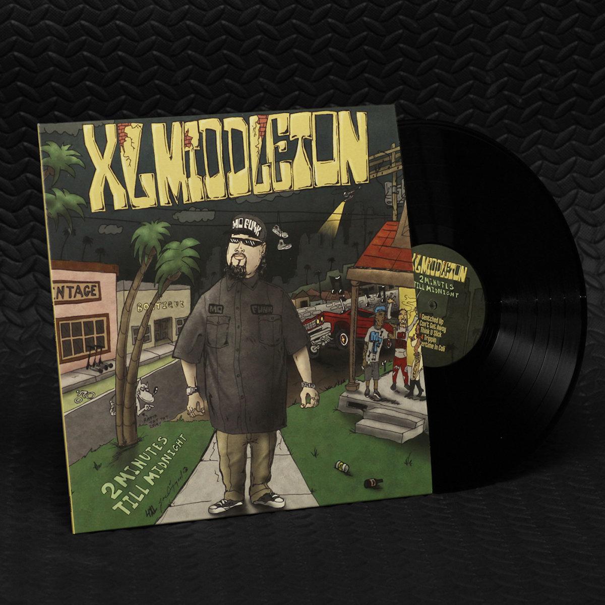 Tingle Down Below Xl Middleton Mofunk Records