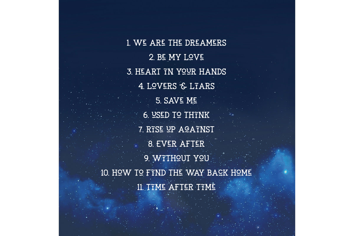 We Are the Dreamers (Reprise)   Merry Ellen Kirk
