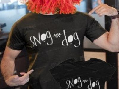 Snog the Dog Logo T-shirt main photo