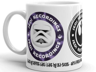 Stormtrooper Recordings & Jedi Recordings Mug main photo