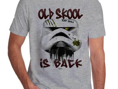 Stormtrooper Recordings 25th Anniversary T-Shirt (Grey) main photo