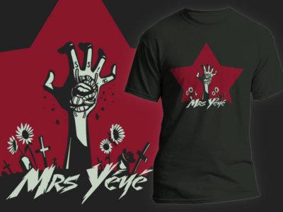 Tshirt Zombie - Mrs Yéyé main photo