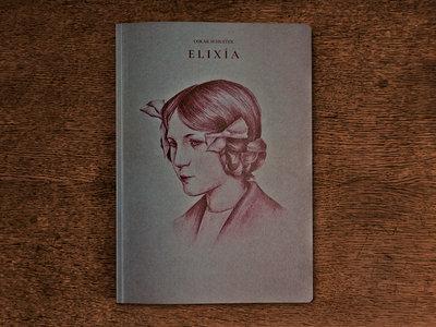 """Sheet Music Book """"Elixía"""" main photo"""
