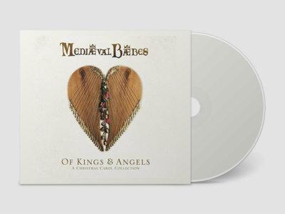 Of Kings and Angels – Hardback CD main photo