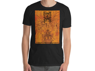 Fiends At Feast - Towards The Baphomet's Throne T-Shirt main photo