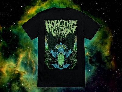 Black Hole Space Wizard Shirt main photo