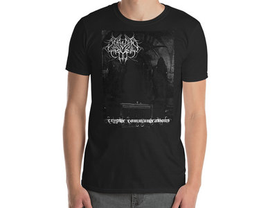 Shadows In The Crypt - Cryptic Communications T-Shirt main photo