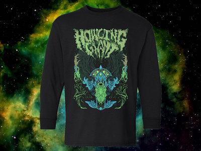 Black Hole Space Wizard Long Sleeve Shirt main photo