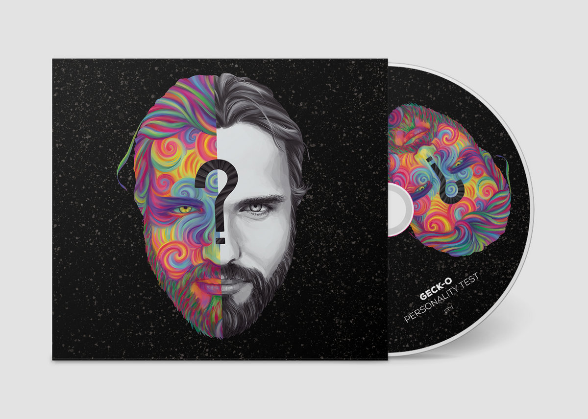 Personality Test (Album - CATLP003D) | The Funky Cat
