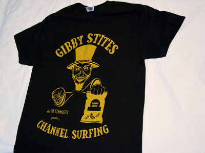 The GIBMASTER Channel Surfing T-Shirt main photo