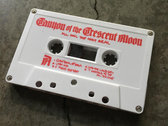 "Canyon Of The Crescent Moon ""All Hail The Holy Grail"" Cassette Tape photo"