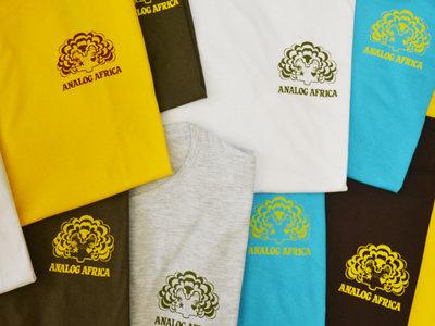 Analog Africa Logo Shirt main photo