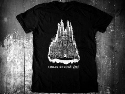 Catedral Sónica T-shirt main photo