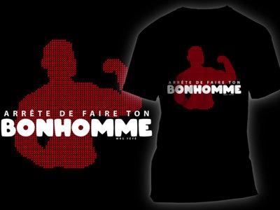 Tshirt BONHOMME - Mrs Yéyé main photo
