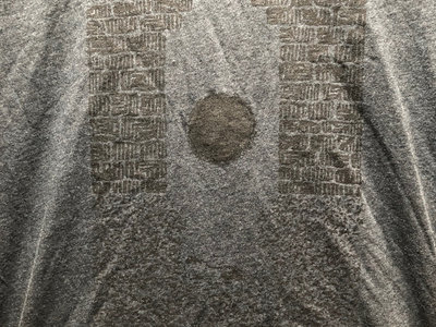 Dark Gray Only When It Is Dark Enough Can You See The Stars Tee main photo