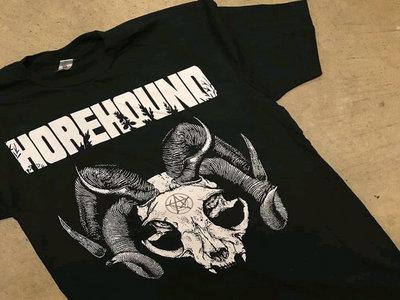 Horehound Cat Skull Tee main photo
