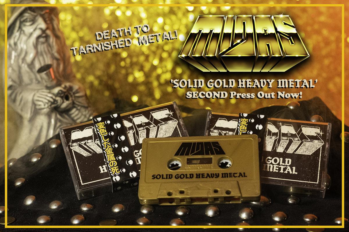 SOLID GOLD HEAVY METAL | MIDAS