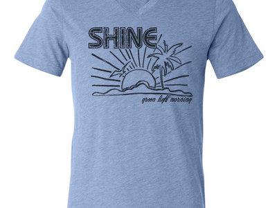 Shine V-Neck T-Shirt main photo