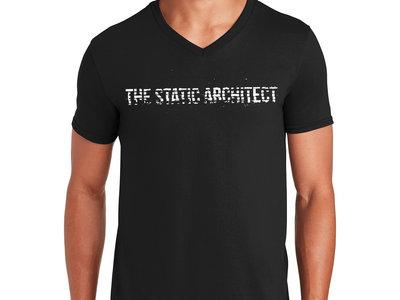 T-shirt (Men's V-neck) - Glitch main photo