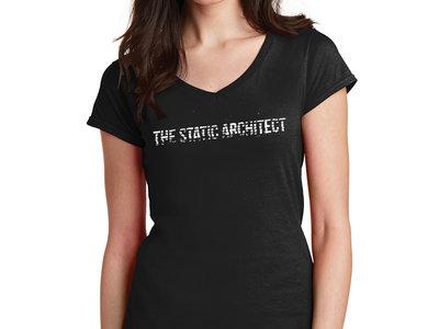T-shirt (Ladies' V-neck) - Glitch main photo