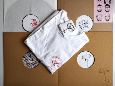 "Blaq Box (4x12"" + Shirt + Sticker + Digital) main photo"