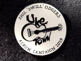 UKE TOWN EXCLUSIVE ENAMEL BADGE + Digital Download photo