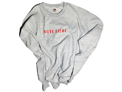 Rote Liebe Sweatshirt main photo