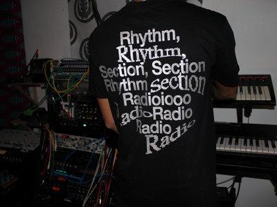 Rhythm Section 'Jingle' Tee, designed by Jiri Mocek main photo
