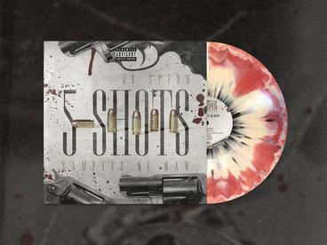 Limited Edition Vinyl - Shootout Splatter Edition main photo
