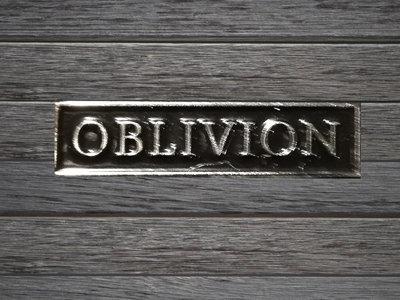 Ash Code 'Oblivion' METAL Pin main photo