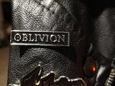 Ash Code 'Oblivion' METAL Pin photo
