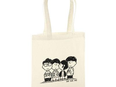 Say Sue Me 'Peanutized' Tote Bag main photo