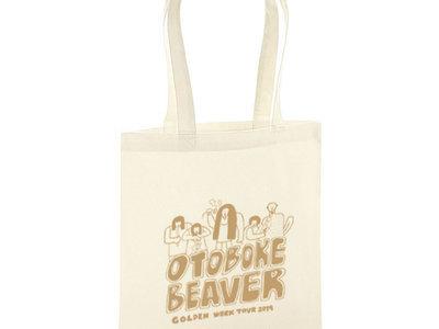Otoboke Beaver 'GOLDENWEEK' 2019 Tour Tote main photo