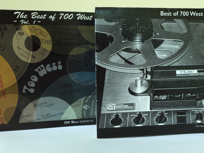 Best Of 700 West - 2 CD Bundle: Volumes 1+2 main photo
