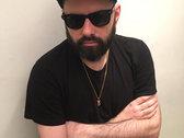 BLIND FAITH RECORDS  Baseball Cap - Black photo