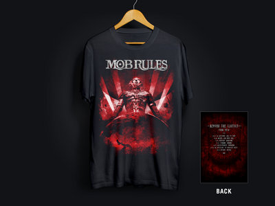 """MOB RULES   Tour Shirt """"Tales From Beyond"""" main photo"""