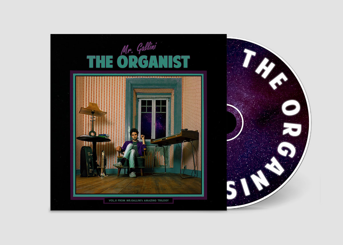 The Organist | Lovers & Lollypops