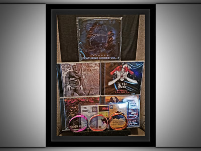 """""""Catch Up"""" Ultra Bundle - x5 CD's, x3 Collectible Cards, x3 Wrist Bands main photo"""