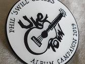 Uke Town Mug and Enamel Badge Combo photo