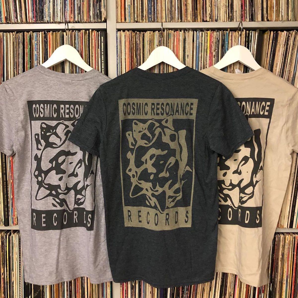 Cosmic Resonance Official T Shirt Cosmic Resonance