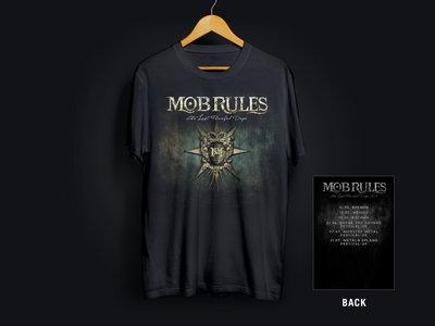 "MOB RULES   Tour Shirt ""Last Peaceful Days"" main photo"